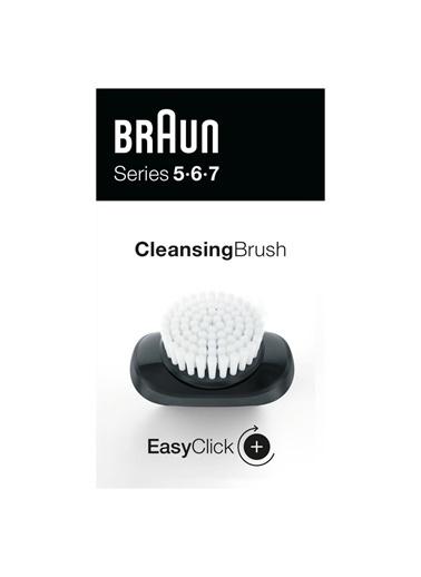 Braun Easyclick Temizleme Fırçası Ataşmanı Series 5, 6 Ve 7 Tıraş Makinesi İçin (Yeni Nesil) Renkli